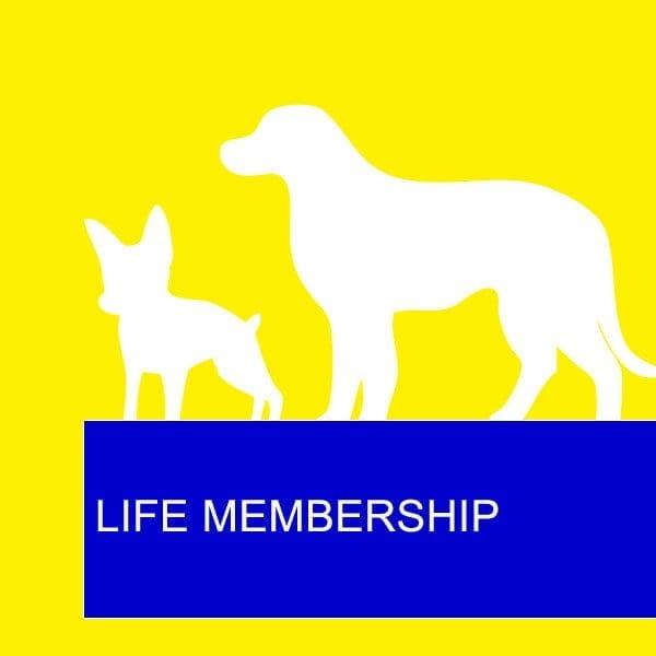 manly dog club life membership